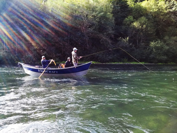 Oregon Rivers of Recovery trip