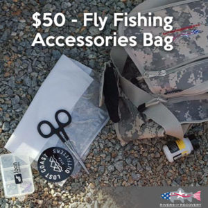 $50 - Fly Fishing Accessories Bag