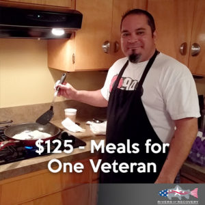 $125 - Meals for One Veteran