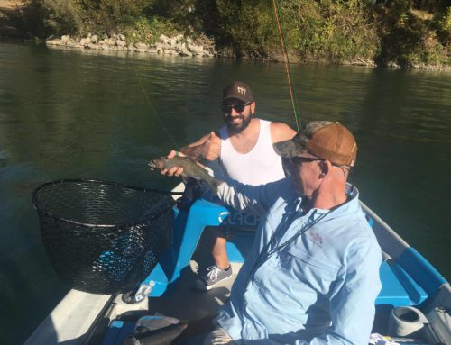 The Drug is in the Tug: Helping Veterans Heal with Fly Fishing