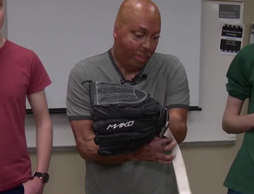 Modesto High School Students Build a Prosthetic Hand for Wounded Veteran
