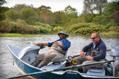 Rivers of Recovery Veterans Fly Fishing