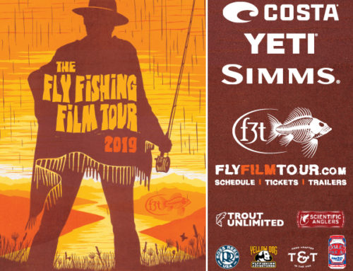 Fly Fishing Film Tour Comes to Eugene, Oregon, to Raise Money for Combat Veterans