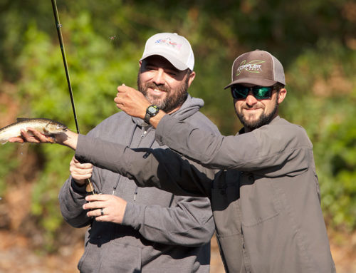 Caddis Fly Angling Shop Helps Combat Veterans Discover the Sport