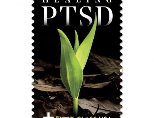 Healing PTSD Stamp from USPS Will Raise Money for Treatment